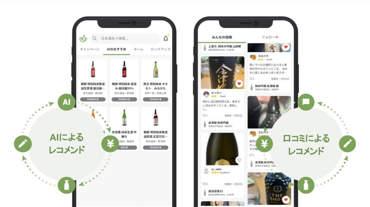 日本酒イメージ画像